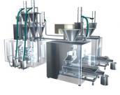 Various Materiais of fine batching system